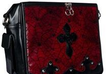 BAGS AND PURSES / Men's and Women's Bags - purses, backpacks, pouches, wallets. / by Rivithead