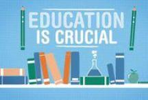 Blackboard / Articles/videos/things of interest on education we find online!
