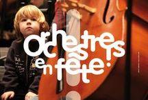 [OEF] Visuel d'Orchestres en fête ! / Retrouvez tous les visuels des éditions d'Orchestres en fête ! http://www.orchestresenfete.com/
