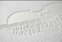 typography and letterpress