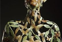 Sculpture and Textiles
