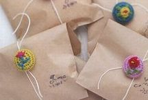 Gift Wrapping / Beautiful gift wrapping ideas