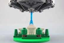 Lego / Various cool Lego sets and models