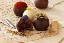 #ChocolateLoveLetter / by Vosges Haut-Chocolat