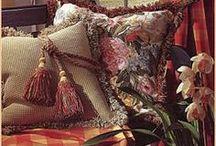 Trimmings and Treatments!  / #windows #home #decor #interior #decor #decorating #curtains #drapes #victoria
