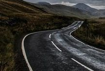 Road & Highway / Stunning photos of the most beautiful roads and highways
