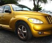Chrysler PT Cruiser / The Chrysler PT Cruiser is a retro styled compact automobile launched by Chrysler as a 5-door hatchback in early 2000 (for the 2001 model year) and as a 2-door convertible in early 2005 (added to the 2005 model lineup).