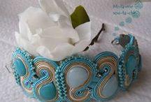 Moje Szyjątka - soutache / Autorska, oryginalna biżuteria artystyczna. Projekt i wykonanie - Mila Melko