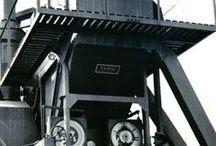 Marini history / Step by step on the road of the world-famous #asphaltplant #manufacturer history