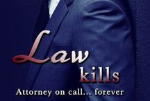 "LAW KILLS - a ""Deal or Die"" novella / This novella involves the characters from the upcoming novel ""Deal or Die"" and it's part of a short series of novellas showing how Kara Schwert has gathered her entourage.  ""Law kills"" is about the young attorney Jerry Goodfellow; there is no reading order, because every story presents a different member of Kara's team.  Note: explicit content."
