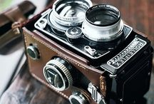Old Analog Film Cameras / Photo & Video Analog Film Cameras