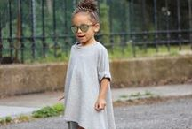 Kids Street Style / Stylish Kiddie Street Style