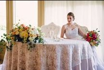 Our Grand Ballroom / The breathtaking outdoor setting centered around the Gazebo on a lush green lawn, along with our magnificent Ballroom is the perfect venue to celebrate your love. http://www.moorparkgolf.com/