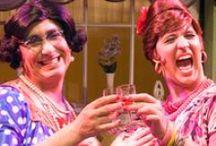 CALAMARI SISTERS / The Calamari Sisters at the Newton Theatre 3/6 & 3/7 2015