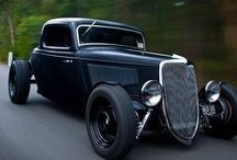 Hot Rod Custom Cars