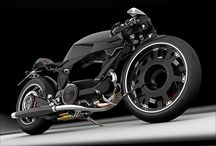 Motorcycles Racing & Street Custom