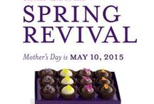 Mother's Day 2015 / Curated haut-chocolat for all the women that helped shape who you are.  / by Vosges Haut-Chocolat