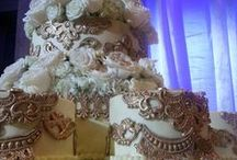 Wedding: Elegant / Elegant Wedding Cakes