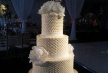 Wedding: Texture / Textured Wedding Cakes