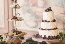 Wedding: Fruit / Wedding cakes featuring fruit