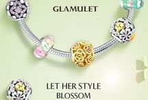 Colorful Garden / Share your favorite Glamulet boards or pins to Facebook,get 5% off at WWW.GLAMULET.COM-Code:PIN5 / by Glamulet Jewellry