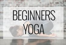 [BEGINNERS YOGA] / Yoga sequences for those who are just starting out. Click on our pins & visit our blog to learn more & access free downloadable e-books and videos online.  #yoga #sequences #theonlineyogastudio #beginnersyoga #vinyasayoga #yogatips #stretching #fitness #flexibility #debyoung #russyoung #youngayogastudio
