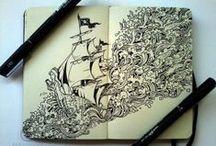Drawing & Sketchbook