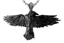 RAVENS / Black birds and all things Raven / by Rivithead