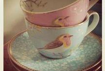 My love - tea