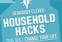 Household Hacks / Here are some useful household hacks you might really like to try.