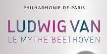 [OEF 2016] Le Mythe Beethoven et plus... / Beethoven sera le thème du week-end Orchestres en fête ! à la Philharmonie de Paris, du 18 au 20 novembre 2016. http://www.orchestresenfete.com/