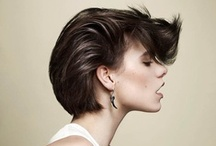 Hairstyles to love / by Anett Farkas