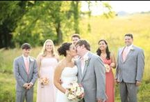 Wedding - Bridal Party by Krista Lee Photography / Bridal party photos