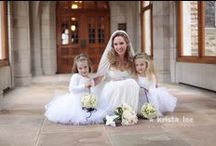 Wedding - flower girl and ring bearer photos