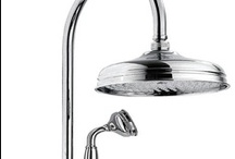 Showers / Solid Brass showers & accessories, suitable for even & uneven pressure.  Come with a six year warranty.  Shower heads swivel and columns are adjustable. www.sinkandtap.com.au