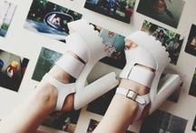 ♡shoes♡  / I wish all of these were on my feet or in my closet....