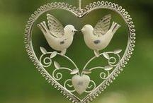 Hearts  /  Corações / Much love, at all. Muito amor, em tudo.