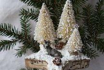 Christmas  /  Natal / Decoration, designs, reuse. Decoração, design, reutilização.