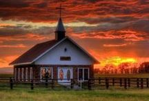 CHURCHES, CHAPELS & CATHEDRALS / by T Pro