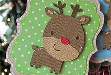 Scrap - Christmas Cards / Beautiful models to inspire