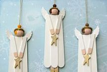 Crafts - Angels / Angels, wings, templates ...