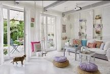 Living Rooms / Decor and organization