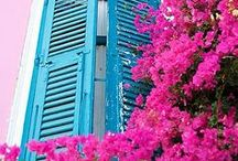 Windows to Dream  /  Janelas para Sonhar / Beautiful windows. Belas janelas.