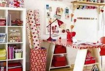Nooks for Crafts / Decor and organization