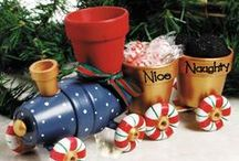 Crafts - Flowers Pots / Decoration and reuse