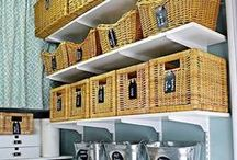 To Organize and Decorate / Organization and decoration