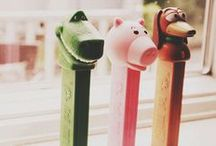 Pez Candy / Collections