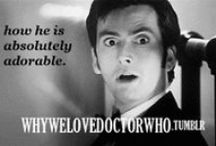 David Tennant / I think I might have a bit of a problem / by Nerdy Nessa