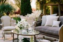 casamento • decoração