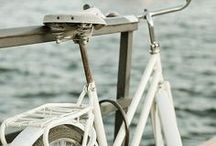 Bikes  /  Bicicletas / Beautiful bikes. Bonitas bicicletas.